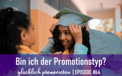 Promotionstypen