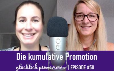Interview – kumulativ promovieren oder lieber nicht?